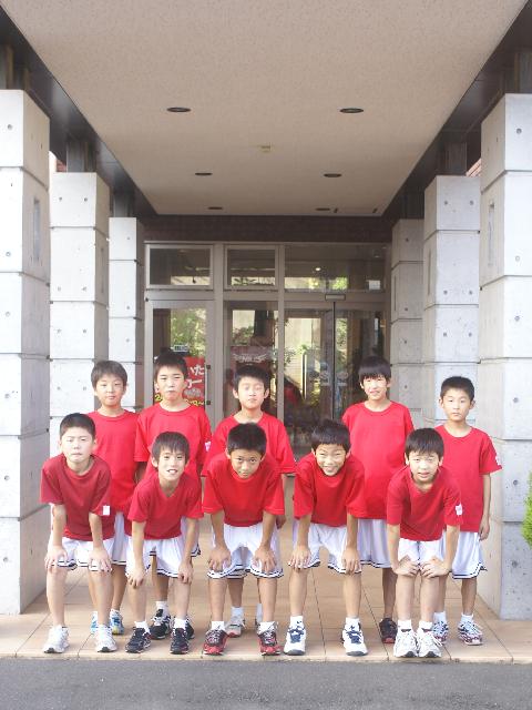 米沢東部ミニバスケットボールスポーツ少年団様にご宿泊…
