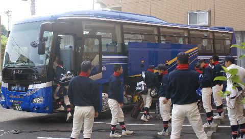 秋田南高校野球部様にご宿泊頂きました!