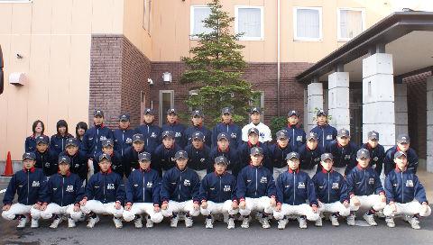 秋田南高校野球部様