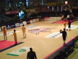 琉球キングス 仙台89ers バスケットボール