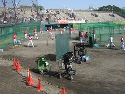 広島カープ 沖縄キャンプ