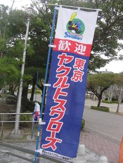 東京ヤクルトスワローズ 沖縄キャンプ