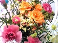 ★キレイなお花をいただきました♪♪♪