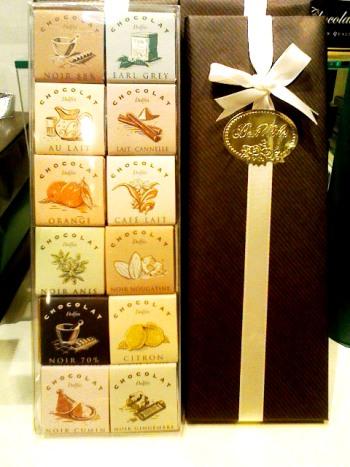 ★12種類の味が楽しめるベルギーショコラ★