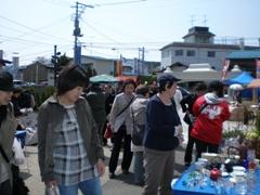 あっ晴れ!!松島ウエルカムマーケットは大盛況!!