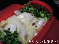 ルクエ・スチームケース第2弾♪【たらとじゃが芋のクリーム煮】