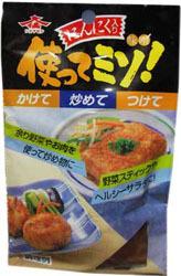 使ってミソ!【かじきと野菜の味噌炒め】