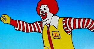 マクドナルド世界一周