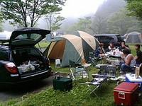 夏だ!キャンプだ!