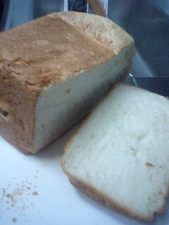 パンの出来上がり~