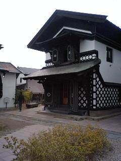 古川ツアーの続き。
