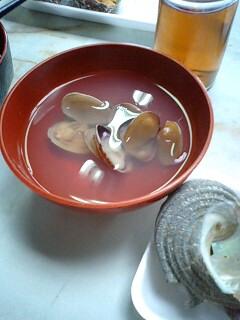 松島で牡蠣