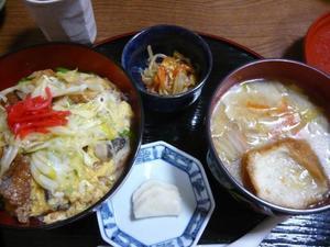 油麩丼(県北の旅・グルメ編)