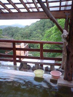 冷麺ひげ&国見温泉