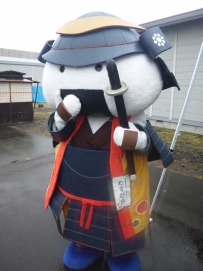 向田まつり2010のむすび丸(撮影:kazenotoki様)