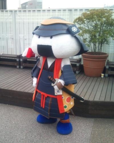 本日2/6もむすび丸が東急東横店に出陣!奥州片倉組も!