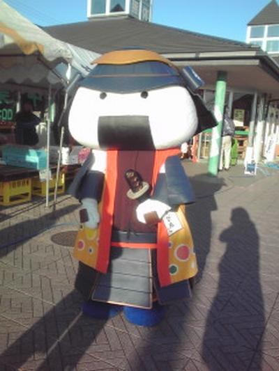 12/26の亘理町でのむすび丸(提供:hanako137様)