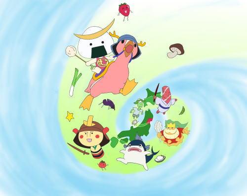 アニメむすび丸のサイトが2009.11.26にオープン