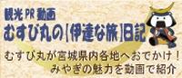 本日大崎市でむすび丸の【伊達な旅】日記の撮影をするそうな