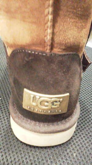 UGG クリーニング