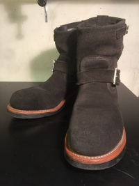 REDWING , CHIPPEWA  ENGINEER BOOTS