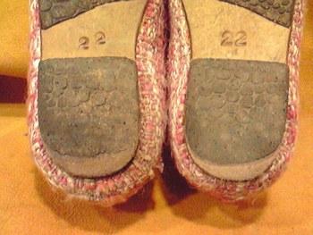 こども靴 【前篇】