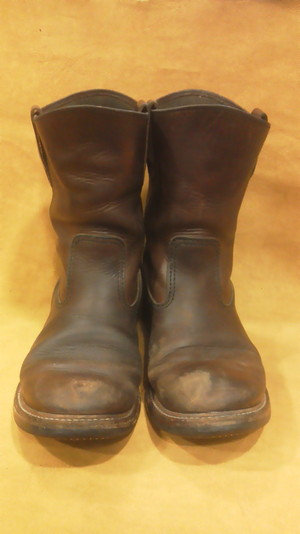 Lone Wolf Boots 【前編】
