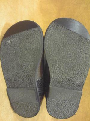 こども靴・ブーツ修理 ≪後編≫