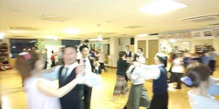 サタデーナイトダンスパーティーでした。ありがとうございました。