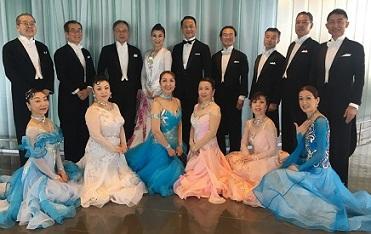 ウィンナーワルツ舞踏会 ありがとうございました。