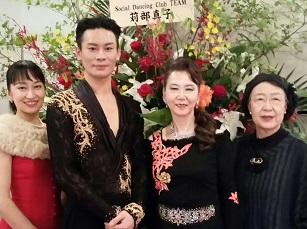 ニッポンダンシングブラザーズ 舞踏晩餐会