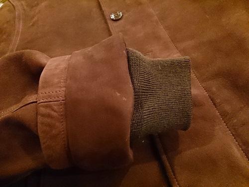 Discount  ダルチザンの革製デッキジャケット