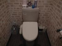 トイレが快適になりました。さとうさんち設備・コンビニ