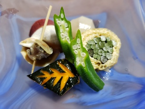 日本料理の醍醐味!
