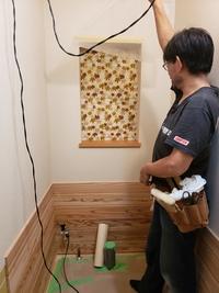 客室トイレ創作