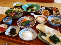 どこか懐かしい日本の朝食!