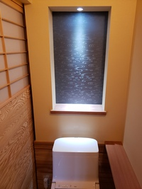 「沢乙女sawaotoo」トイレ完成❕