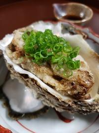 岩牡蠣の旨味!