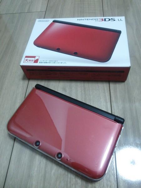 3DS(LL)追加購入3台目