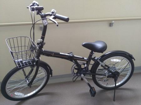 子供用に折り畳み自転車を購入