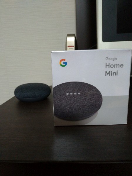 Google Home Mini 2台目