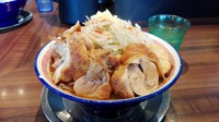 ラーメンビリー 鶏鶏鶏白湯麺