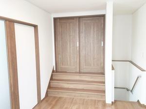 和室扉&階段