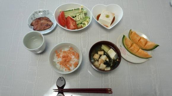 仙台あげ麸の御味噌汁