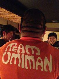 UMI2014新年会 momi編
