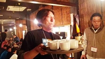 UMIMAN・NoBites合同新年会