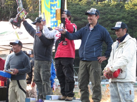 POWER OCEAN CUP 第94回 ROCK FISH 2013東北ツアー第3戦