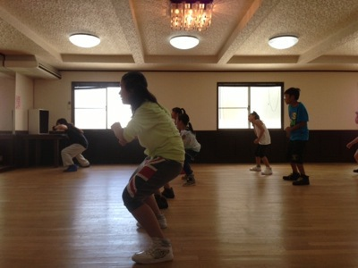 TAMATE HIPHOP WS大成功☆
