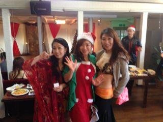 エキゾチック ベリー カクテル  Exotic Belly Cocktai開催☆2013.12.1
