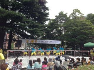 9/14 sat. JAイベント『農魂祭』ステージ発表を終えて☆